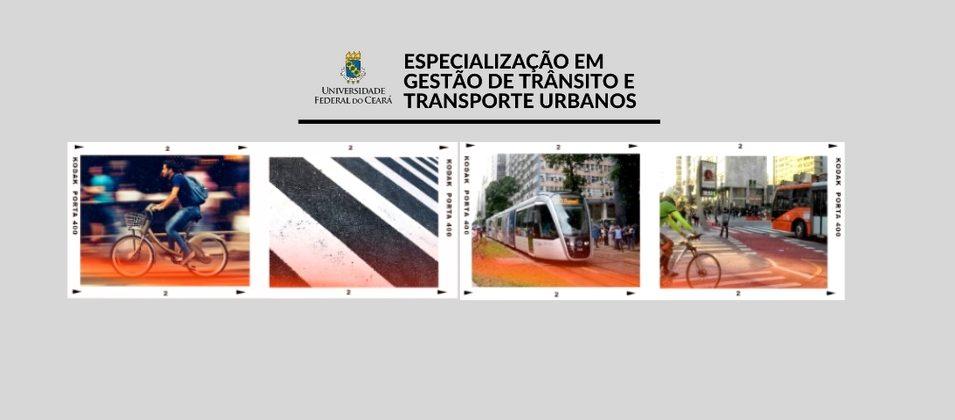 Curso de Especialização em Gestão de Trânsito e Transportes Urbanos – Turma 2021 (Vagas Remanescentes)